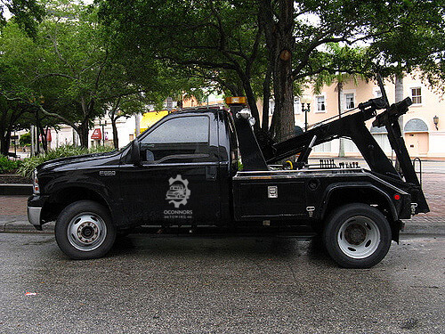 Towing Madison WI